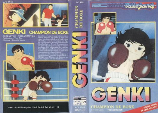 Ganbare Genki - Page 3 GenkiChampionBoxe01